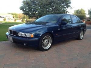 My 1999 BMW 528i
