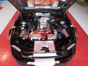 Custom GT500