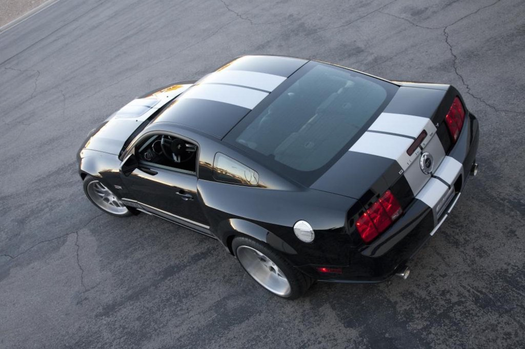 Shelby Mustang Body Kit