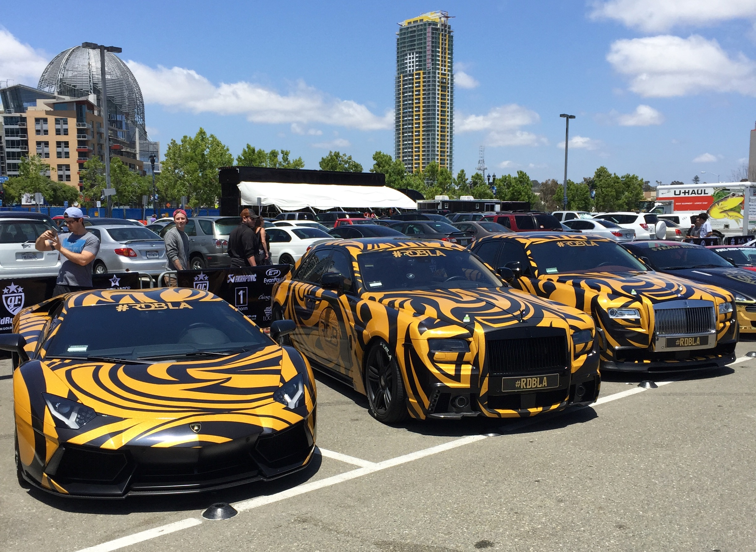 Jacksonville Car Show >> Check out all the awesome goldRush Rally cars! - CHARIOTZ Blog