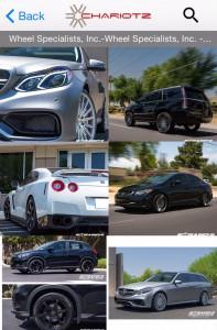 Wheel Specialists - Automotive Business Instagram Album