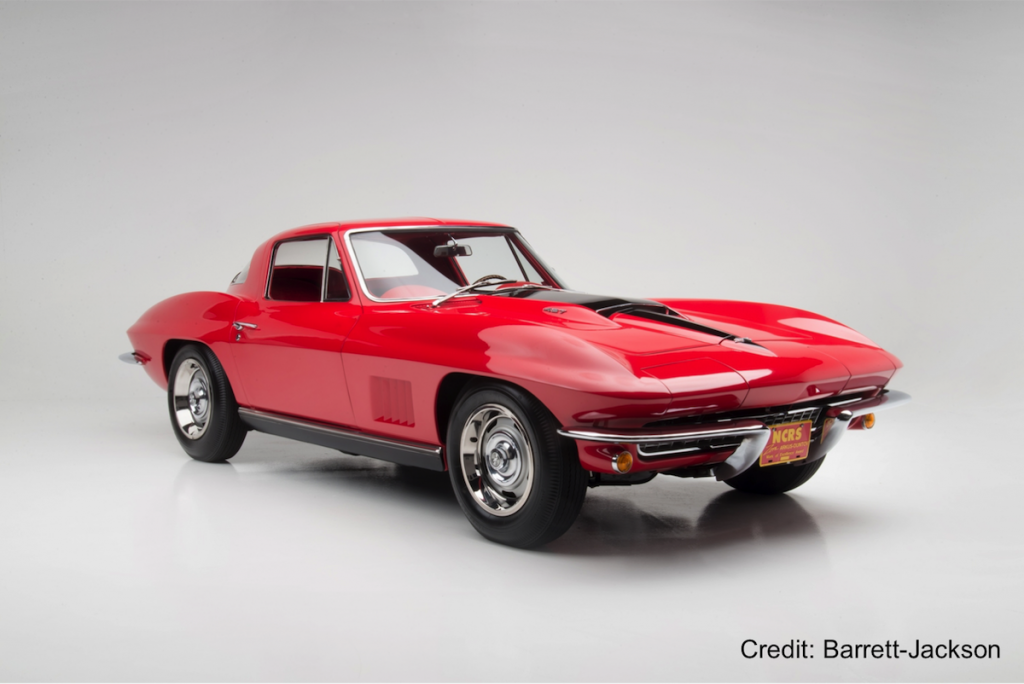 Top 7 Most Expensive Classic Muscle Cars