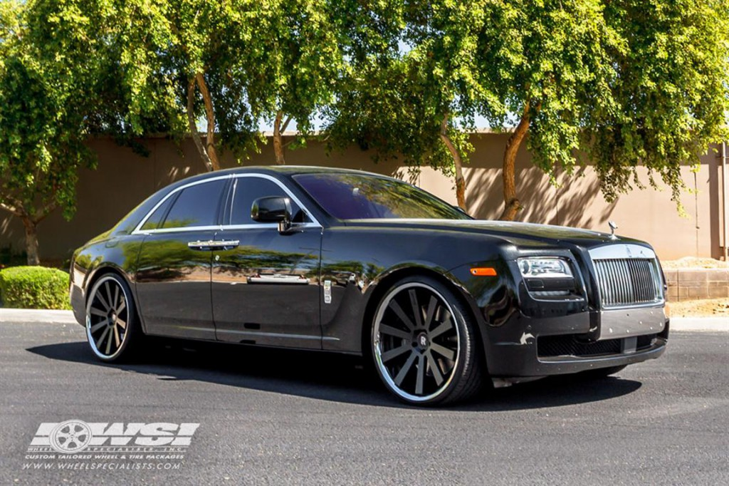 Wheel Specialists Inc. Rolls Royce Ghost