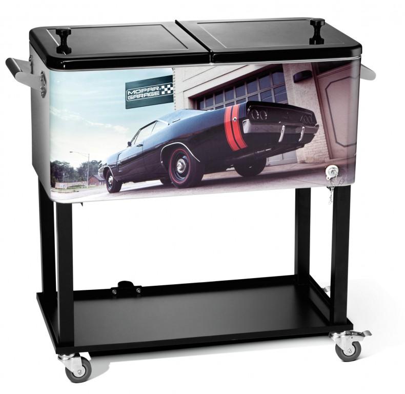 Mopar Garage Cart Cooler