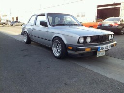 BMW 3 Series E30 - Best First Tuner Car
