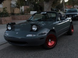 Mazda Miata - Best First Tuner Car