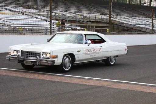 1973 Cadillac Eldorado - Indianapolis 500 Pace Car