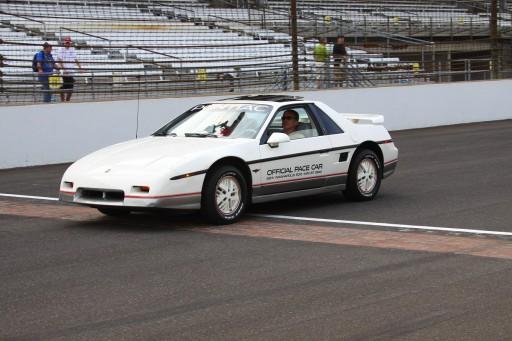 1984 Pontiac Fiero - Indianapolis 500 Pace Car
