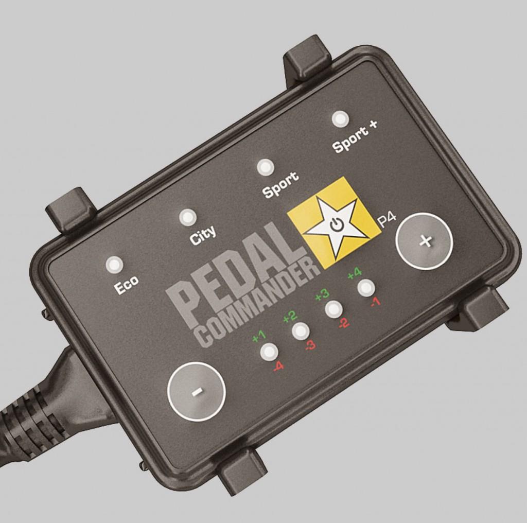 Pedal Commander Throttle Response Enhancer