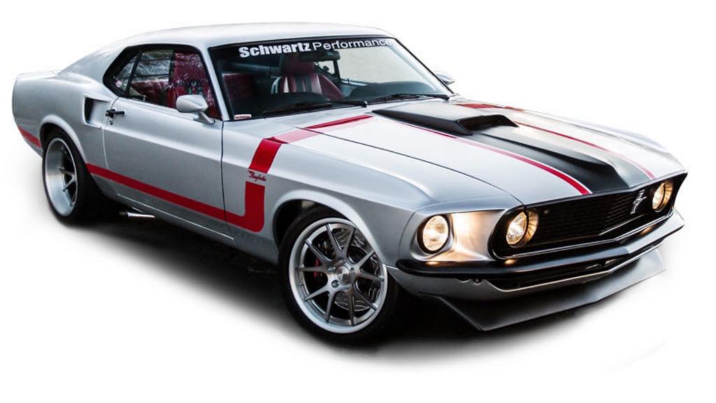 Raybestos Mustang