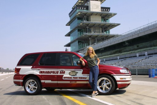 2002 Oldsmobile Bravada - Indianapolis 500 Pace Car
